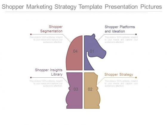 Shopper Marketing Strategy Template Presentation Pictures