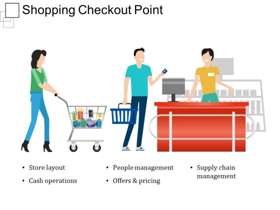 Shopping Checkout Point Ppt PowerPoint Presentation Icon Files