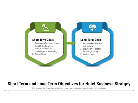 Short_Term_And_Long_Term_Objectives_For_Hotel_Business_Stratgey_Ppt_PowerPoint_Presentation_File_Design_Inspiration_PDF_Slide_1