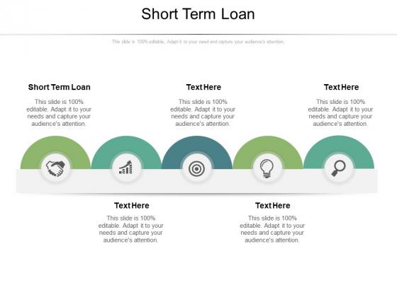 Short Term Loan Ppt PowerPoint Presentation Pictures Ideas Cpb Pdf