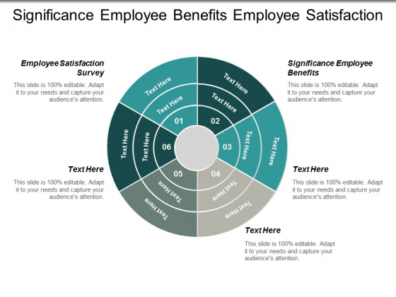 Significance Employee Benefits Employee Satisfaction Survey Workface Planning Ppt PowerPoint Presentation Inspiration Background Images
