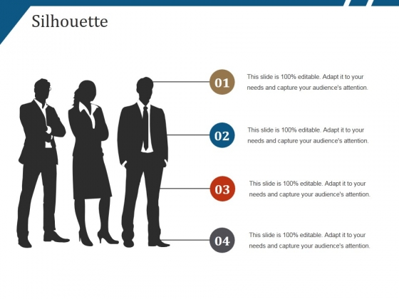 Silhouette Ppt PowerPoint Presentation Slides Layout Ideas