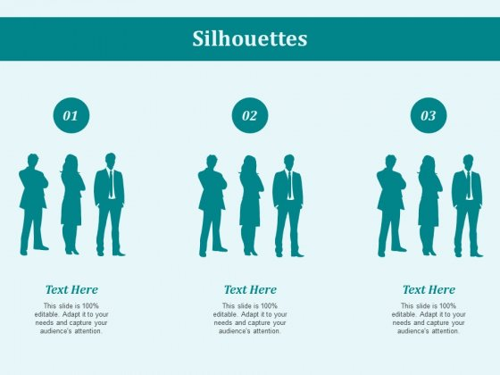 Silhouettes Communication Ppt PowerPoint Presentation Portfolio Deck