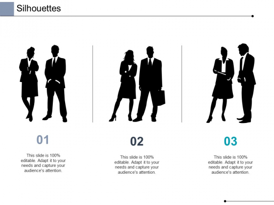 Silhouettes Communication Ppt PowerPoint Presentation Visual Aids Example File