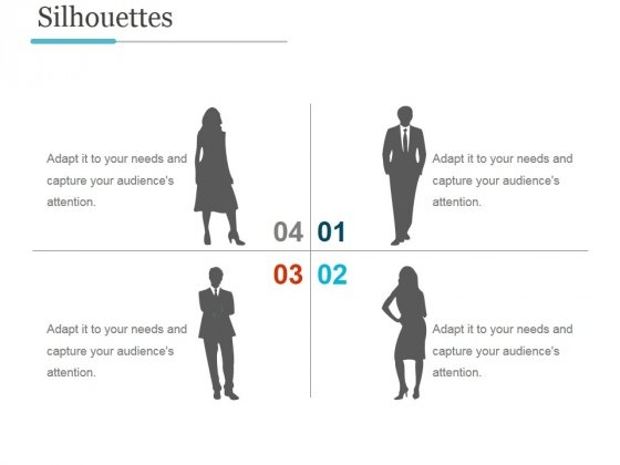 Silhouettes Ppt PowerPoint Presentation Example