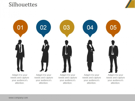 Silhouettes Ppt PowerPoint Presentation Examples