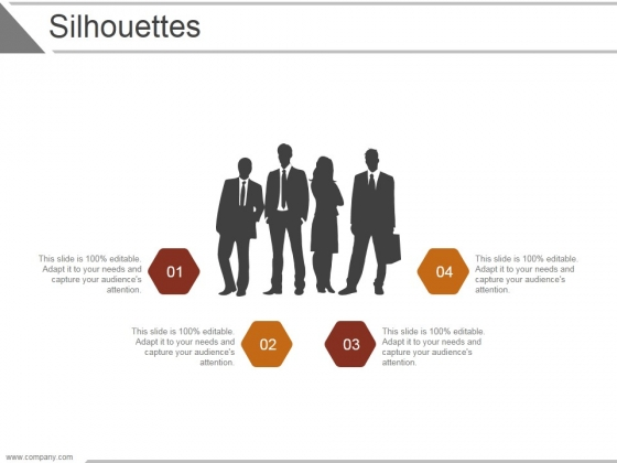Silhouettes Ppt PowerPoint Presentation File Graphics Design
