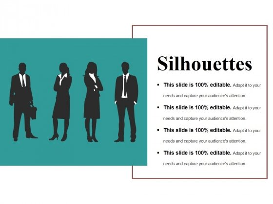 Silhouettes Ppt PowerPoint Presentation File Graphics Download