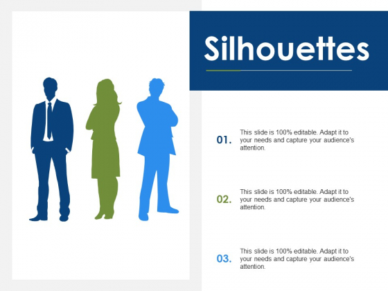 Silhouettes Ppt PowerPoint Presentation File Mockup