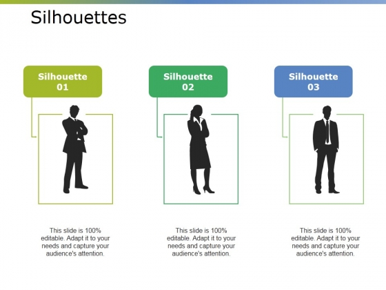Silhouettes Ppt PowerPoint Presentation Gallery Demonstration