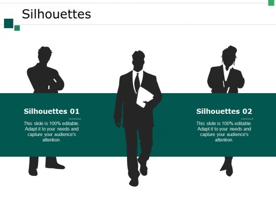 Silhouettes Ppt PowerPoint Presentation Gallery Design Inspiration