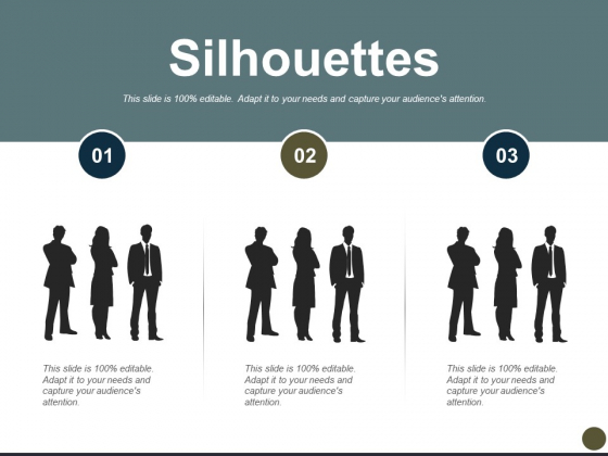 Silhouettes Ppt PowerPoint Presentation Gallery File Formats