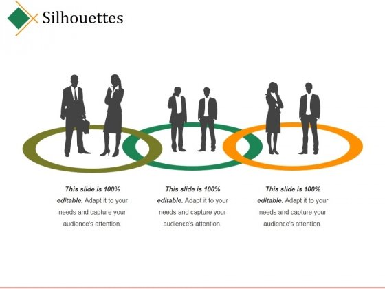 Silhouettes Ppt PowerPoint Presentation Gallery Skills