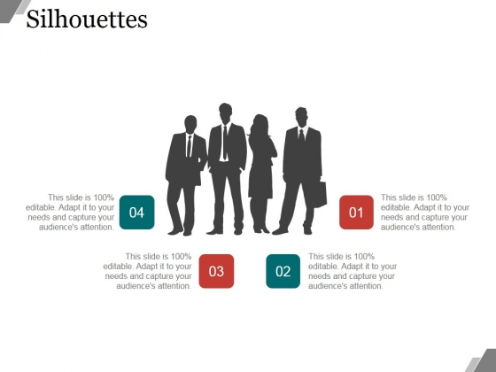 Silhouettes Ppt PowerPoint Presentation Graphics