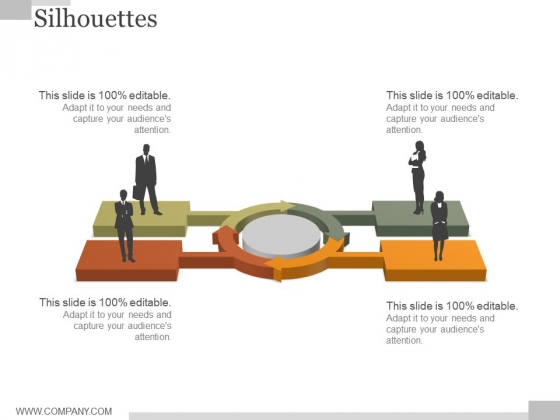 Silhouettes Ppt PowerPoint Presentation Guidelines