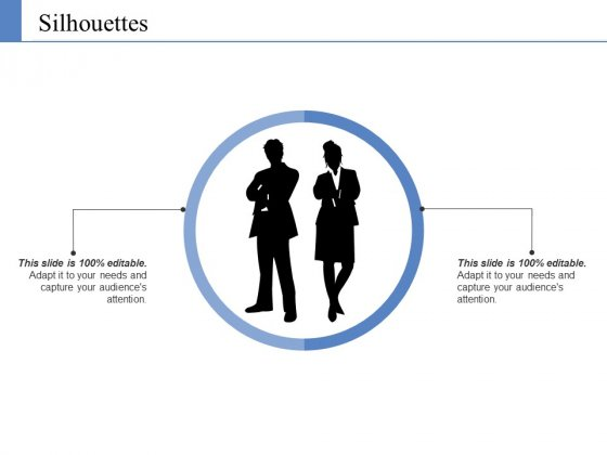 Silhouettes Ppt PowerPoint Presentation Ideas Icons