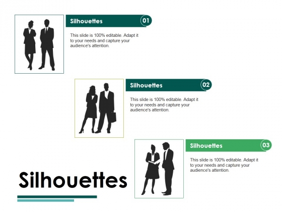 Silhouettes Ppt PowerPoint Presentation Ideas Structure