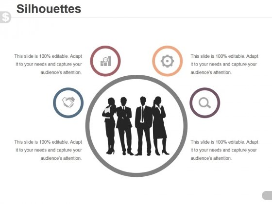 Silhouettes Ppt PowerPoint Presentation Images