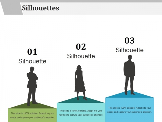 Silhouettes Ppt PowerPoint Presentation Infographic Template Background Images