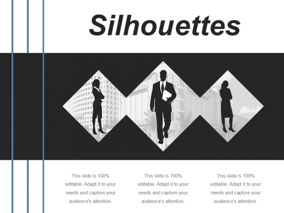 Silhouettes Ppt PowerPoint Presentation Infographic Template Examples