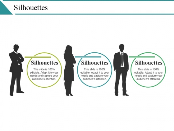 Silhouettes Ppt PowerPoint Presentation Infographic Template Graphics Example