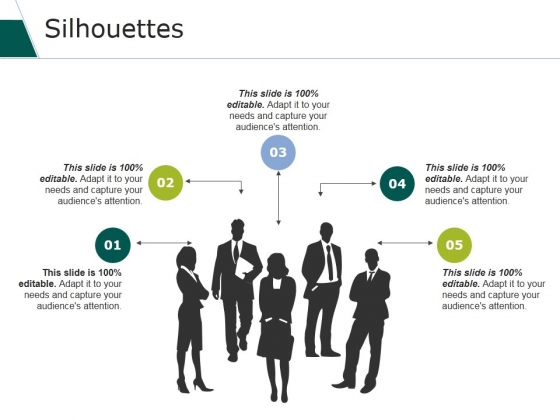 Silhouettes Ppt PowerPoint Presentation Infographic Template Images