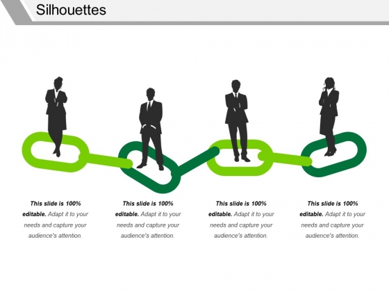 Silhouettes Ppt PowerPoint Presentation Infographic Template Microsoft