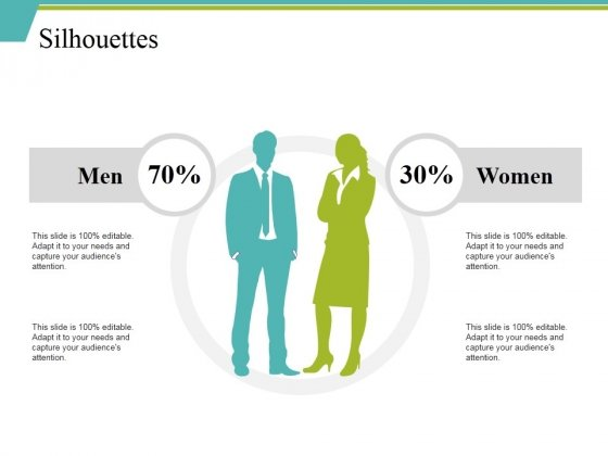 Silhouettes Ppt PowerPoint Presentation Infographics Background Designs