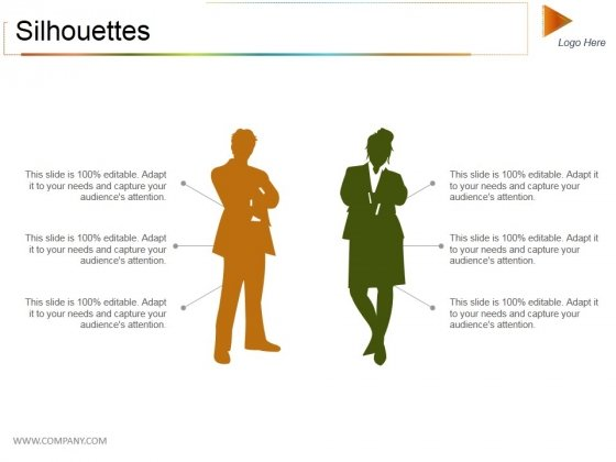 Silhouettes Ppt PowerPoint Presentation Infographics Graphics Pictures