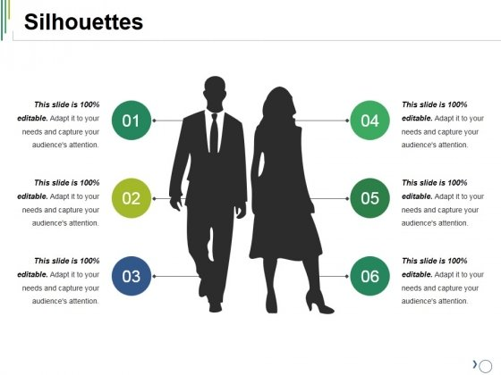 Silhouettes Ppt PowerPoint Presentation Infographics Ideas