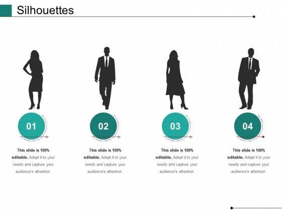 Silhouettes Ppt PowerPoint Presentation Infographics Pictures