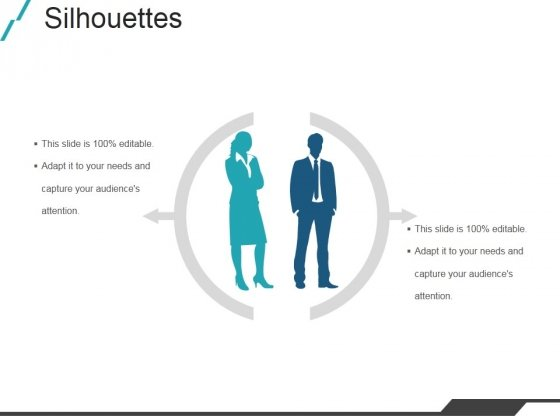 Silhouettes Ppt PowerPoint Presentation Infographics Slide