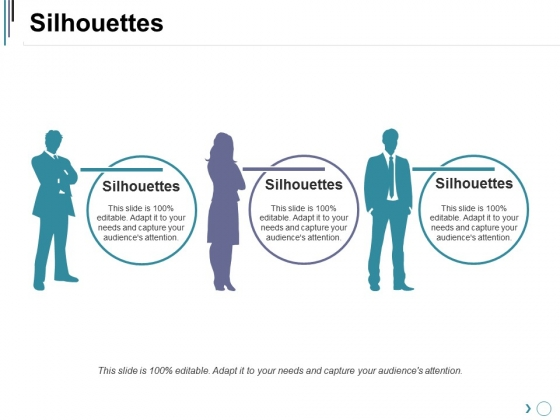 Silhouettes Ppt PowerPoint Presentation Infographics Slides