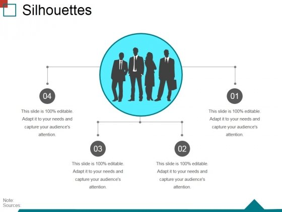 Silhouettes Ppt PowerPoint Presentation Inspiration Design Ideas