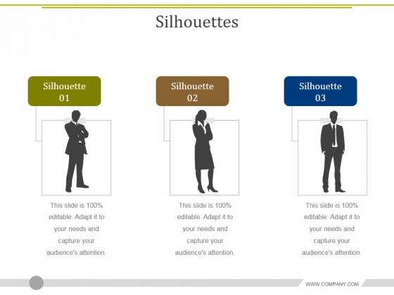 Silhouettes Ppt PowerPoint Presentation Inspiration Display