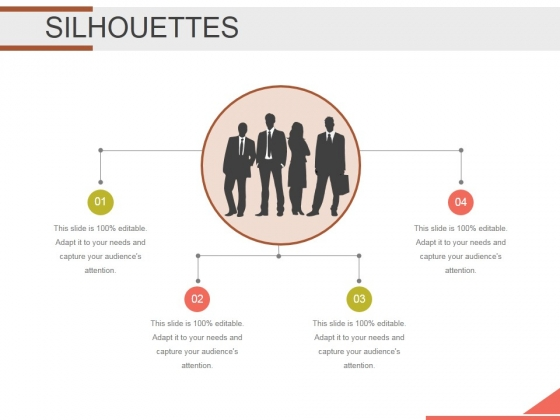 Silhouettes Ppt PowerPoint Presentation Inspiration Graphics Example
