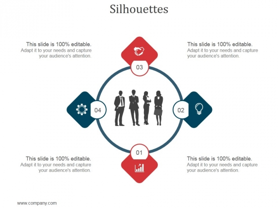 Silhouettes Ppt PowerPoint Presentation Inspiration