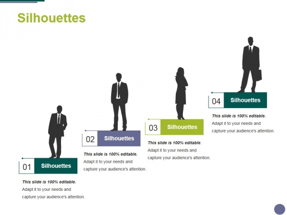 Silhouettes Ppt PowerPoint Presentation Inspiration Templates