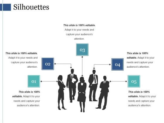 Silhouettes Ppt PowerPoint Presentation Layouts File Formats