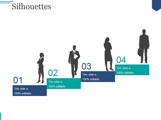Silhouettes Ppt PowerPoint Presentation Layouts Files