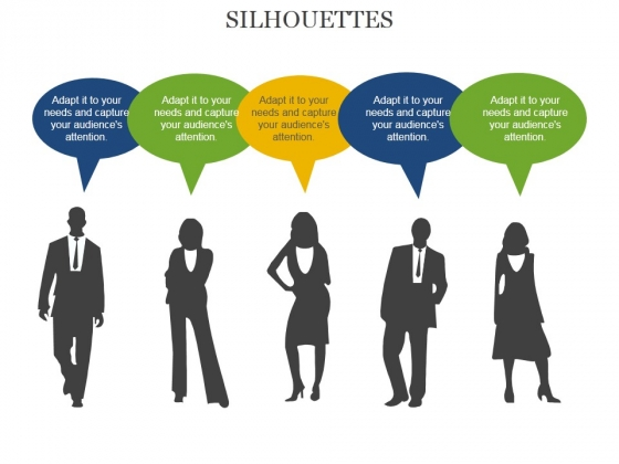Silhouettes Ppt PowerPoint Presentation Layouts Format