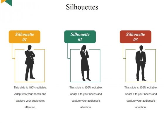Silhouettes Ppt PowerPoint Presentation Layouts Graphics Download