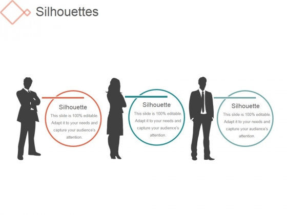 Silhouettes Ppt PowerPoint Presentation Layouts Pictures