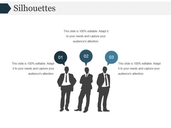Silhouettes Ppt PowerPoint Presentation Microsoft