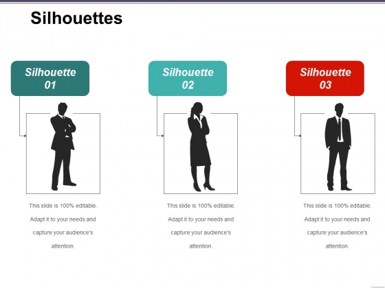 Silhouettes Ppt PowerPoint Presentation Model Designs