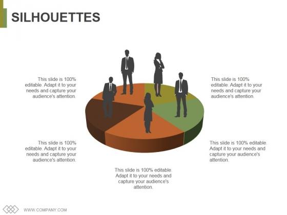 Silhouettes Ppt PowerPoint Presentation Outline Portfolio