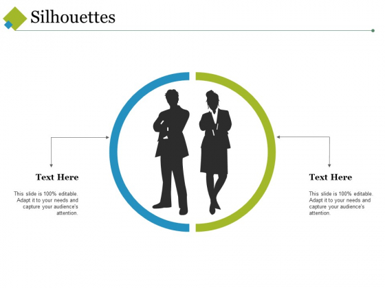 Silhouettes Ppt PowerPoint Presentation Outline Rules