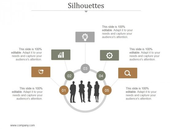 Silhouettes Ppt PowerPoint Presentation Picture