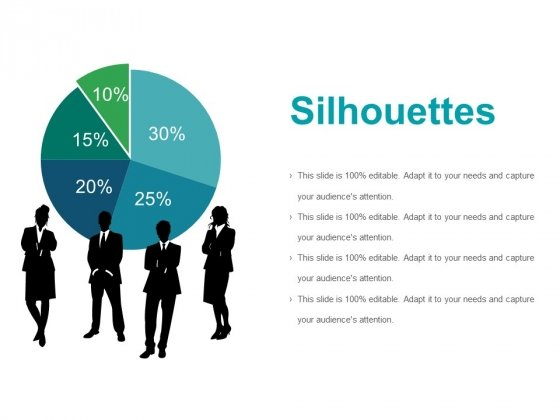 Silhouettes Ppt PowerPoint Presentation Pictures Design Ideas