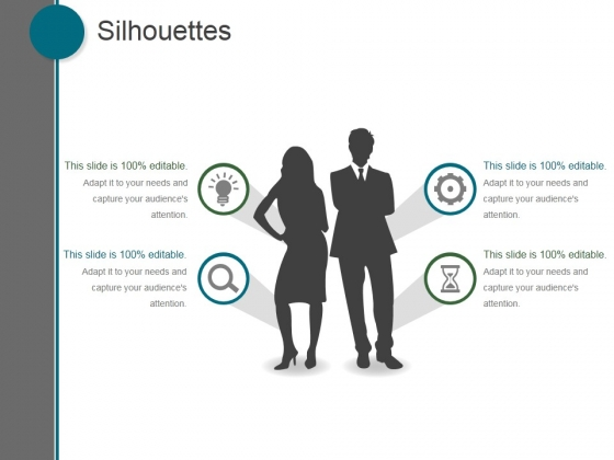 Silhouettes Ppt PowerPoint Presentation Pictures